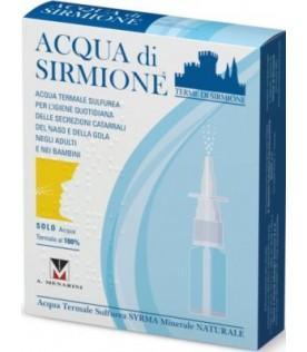 Acqua di Sirmione Acqua Termale Spray 6 flaconcini 15 ml