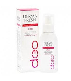 Dermafresh Deo Girl Spray Deodorante 100 ml