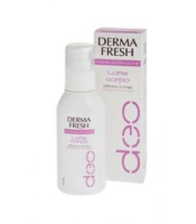 Dermafresh Deo Ipersudorazione Latte Corpo Deodorante 100 ml