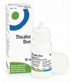 THEALOZ DUO Soluzione Oculare 10 ml