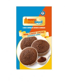 AMINO'HD Mini Cakes Cacao 160g