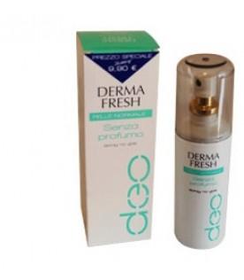 Dermafresh Deo Pelle Normale Senza Profumo Spray Deodorante 100 ml
