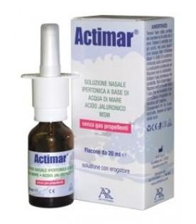 ACTIMAR Sol.Nasale Ipert.20ml
