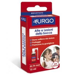 URGO Afte/Lesioni Bocca Spray
