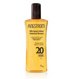 ANGSTROM Solare Olio Spray 20 150ml