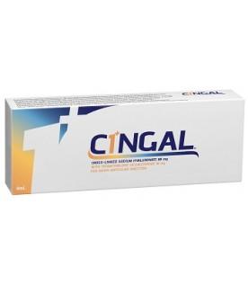 CINGAL Siringa Preriempita Acido Ialuronico 4 ml