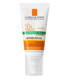ANTHELIOS 50+ Gel-Crema Tocco Secco Colorata 50ml