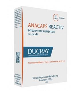 Anacaps Reactiv Integratore Alimentare 30 Capsule
