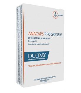 Anacaps Progressiv Integratore Alimentare 30 Capsule