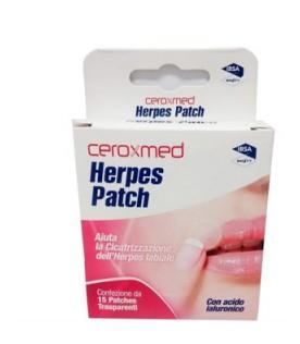 CEROXMED Herpes Patch 15pz