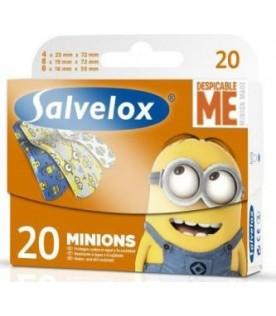 SALVELOX Minions 20pz