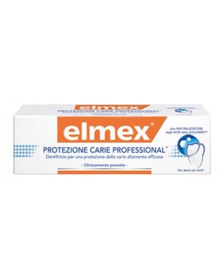 Dentifricio Elmex Protezione Carie Professional 75 ml