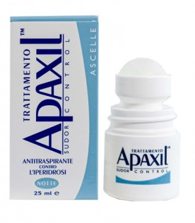 APAXIL Tratt.Ascelle Notte25ml
