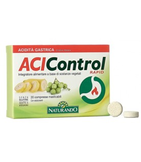 ACICONTROL Rapid 20 Compresse NTD