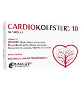 CARDIOKOLESTER-10 30 Cps