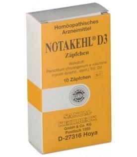 IMO SANUM NOTAKEHL D3 10 Supp.