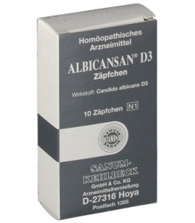 IMO SANUM ALBICANSAN D3 Supp.