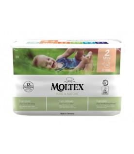 MOLTEX Pannolini 2 Mini 3-6Kg 38pz