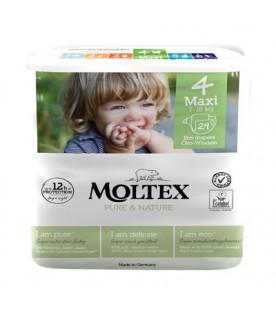 MOLTEX Pure&Nature 4 (7-18Kg) Maxi 29pz