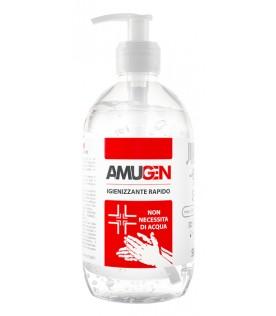 Amugen Gel Igienizzante Mani 500 ml
