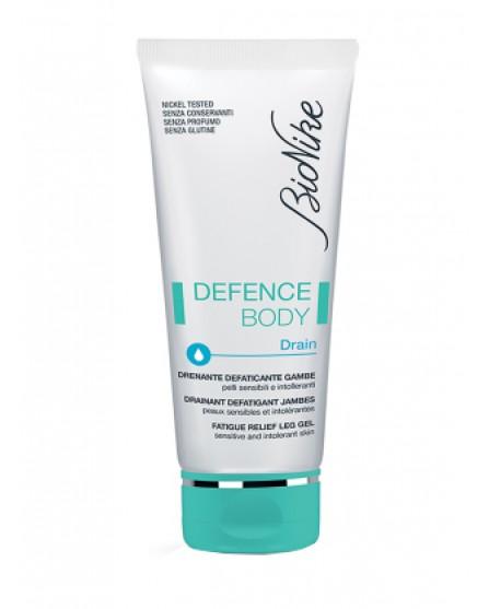 Defence Body Drain Drenante Defaticante Gambe 100 ml