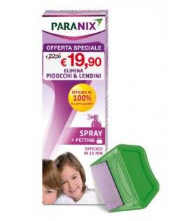 PARANIX Spray Tratt.100ml TP