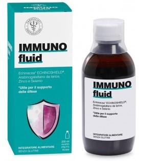 Immunofluid Integratore Difese Immunitarie 200ml