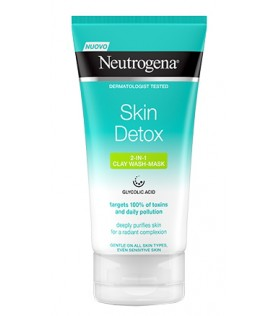 Neutrogena Detox Mask Purif Ar