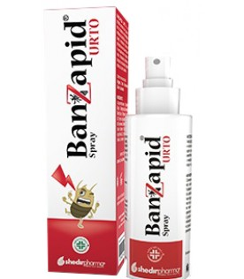 BANZAPID Spray Tratt.100ml