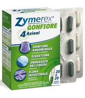 ZYMEREX Gonfiore 40 Cps
