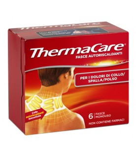 THERMACARE*Col/Spa/Pol 6 fasce