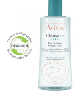 Avene Cleanance Acq Micell Nf