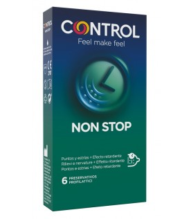 CONTROL*N-Stop Dots&Lines 6pz