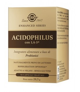 ACIDOPHILUS 50 Capsule Veg.SOLGAR