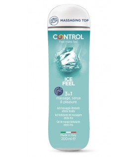 CONTROL ICE FEEL Massage Gel