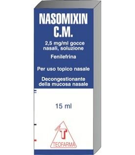 NASOMIXIN C.M.Gocce 15ml