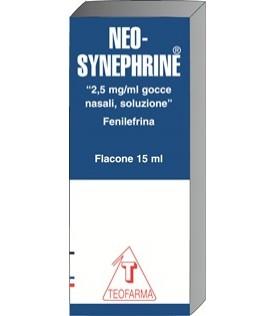 NEOSYNEPHRINE Gocce 15ml