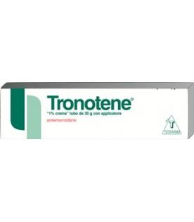Tronotene Crema 30g 1%