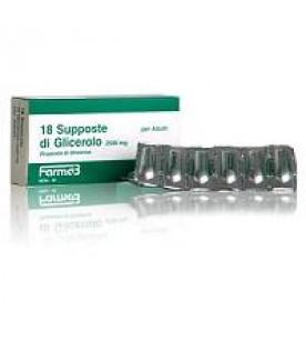 GLICEROLO 18 Supp.Adulti FADEM