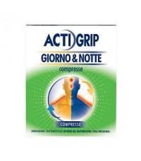 Actigrip Giorno & Notte 12+4 compresse
