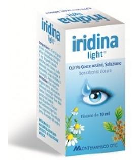 Iridina Light Gocce Flacone da 10ml 0,01%