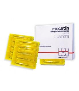 MIOCARDIN 10 Fl.Orali
