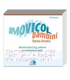 Movicol Senza Aroma 20 Bustine