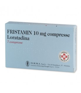 FRISTAMIN 10mg 7 Cpr
