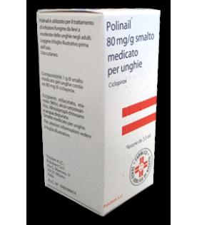 POLINAIL Smalto Unghie 3,3ml