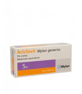 Aciclovir My*crema 3g 5%