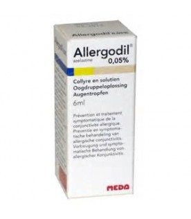 ALLERGODIL Coll.0,05% 6ml