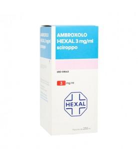 AMBROXOLO Scir.250ml HEXAL