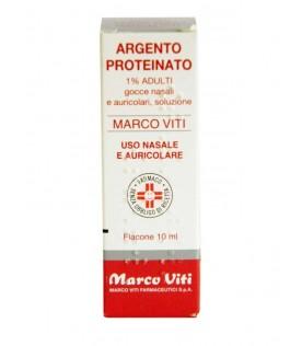 ARGENTO Prot.1% Gocce VITI