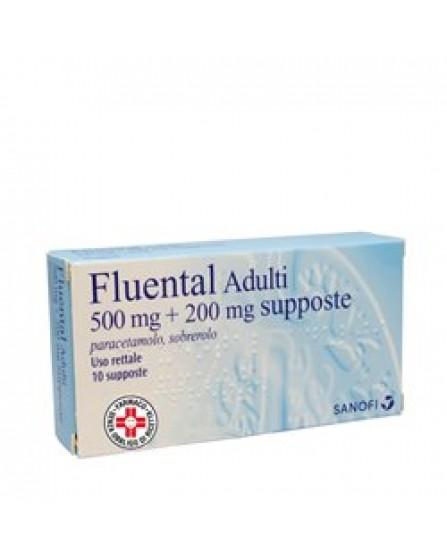 FLUENTAL Supp.Adulti